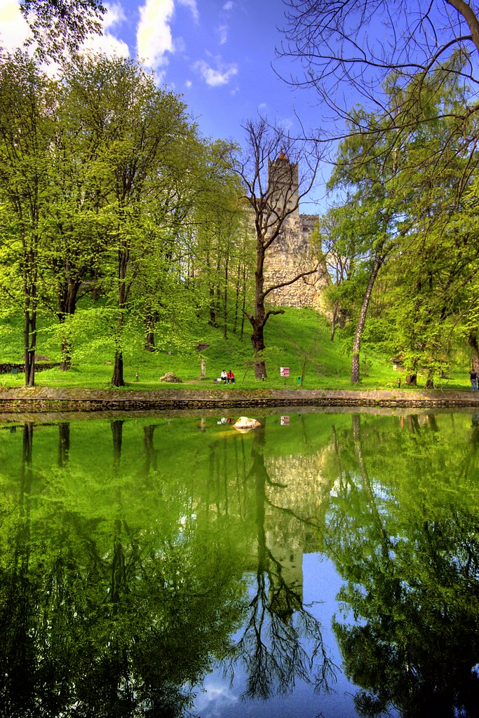 Castillo de dracula bran rom nia castillo de bran este - Aromatizantes naturales para la casa ...