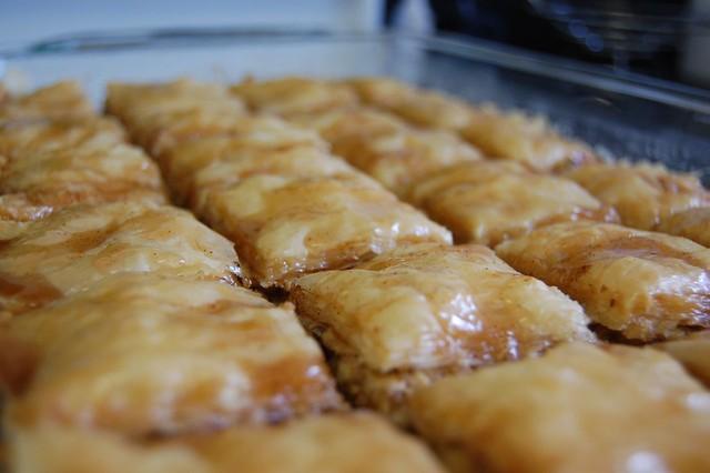 North African Baklava Recipe
