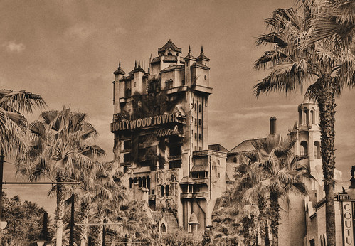Disney - The Hollywood Tower Hotel - November 1, 1939 | by Express Monorail