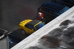 Santa Claus in Bethesda
