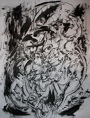 Beautiful Schizophrenic Ink Number One