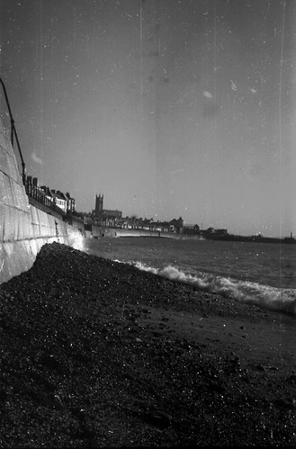 0103 Penzance sea wall