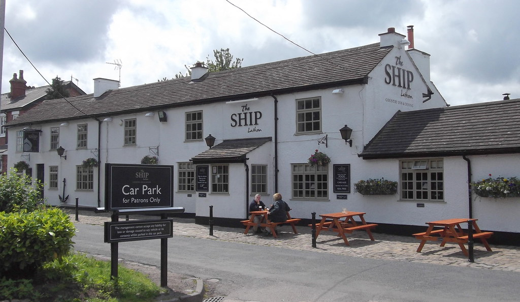 Quot The Ship Inn Or Blood Tub Quot Wheat Lane Lathom Ormskirk