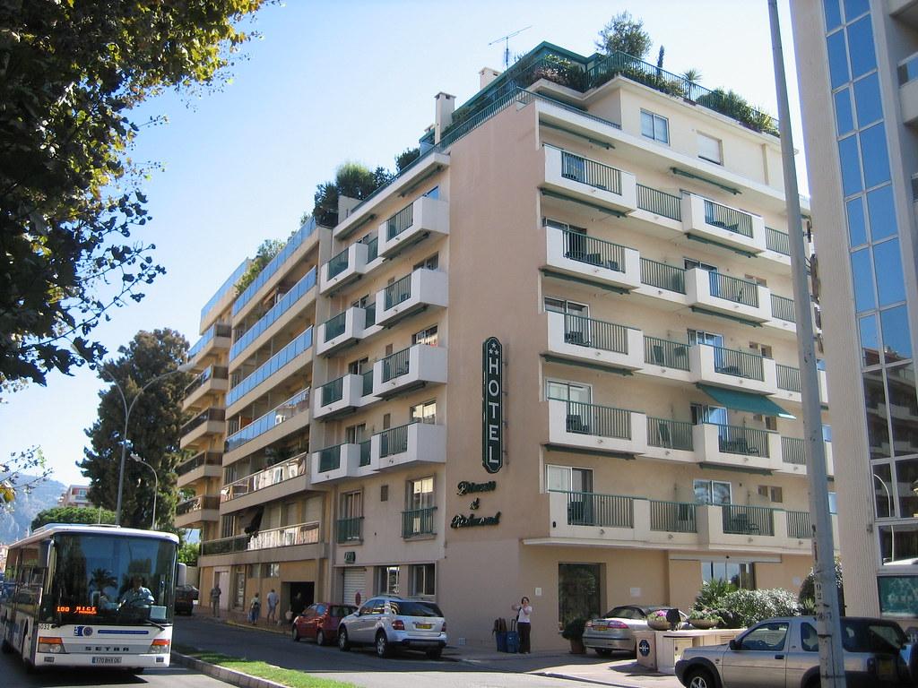 Hotel A Menton Pas Cher