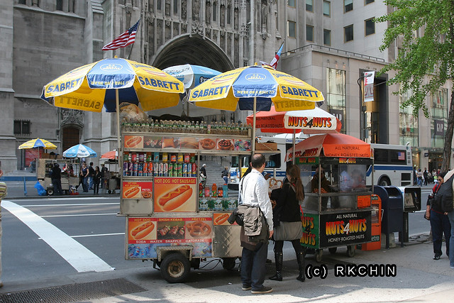 Hot Dog Truck Franchise