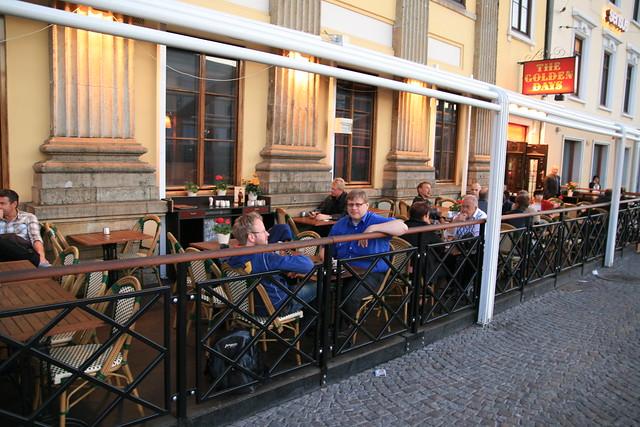 Cafe Med Restaurant London