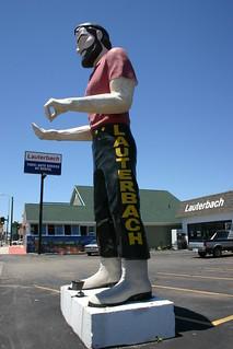 Lauterbach Tire Man