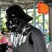 WDW 2008 June - Meeting Darth Vader