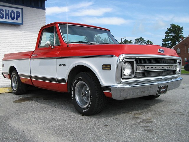 1969 CHEVROLET C10 PICKUP | Mike | Flickr