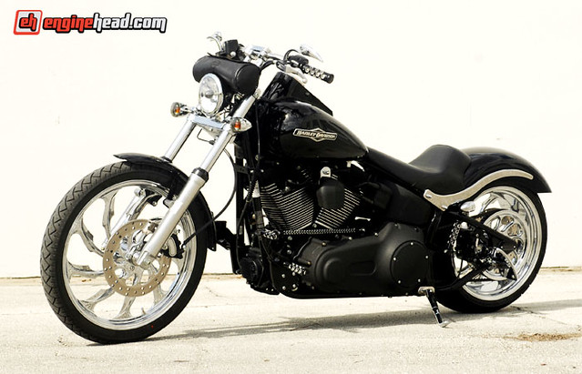Phil's 2007 Harley Davidson Night Train | Check out our feat… | Flickr