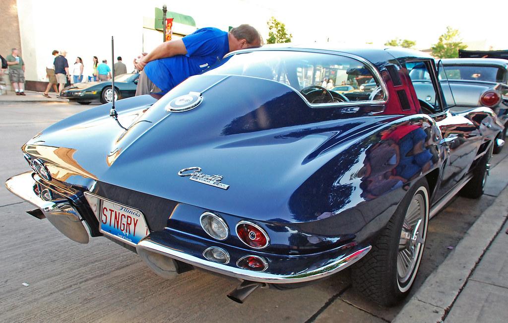 1964 Chevy Corvette Stingray Back Chad Horwedel Flickr