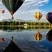 Cheyenne Mountain and Balloons