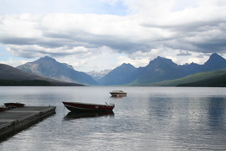Lake McDonald, Glacier National Park | by Donleen