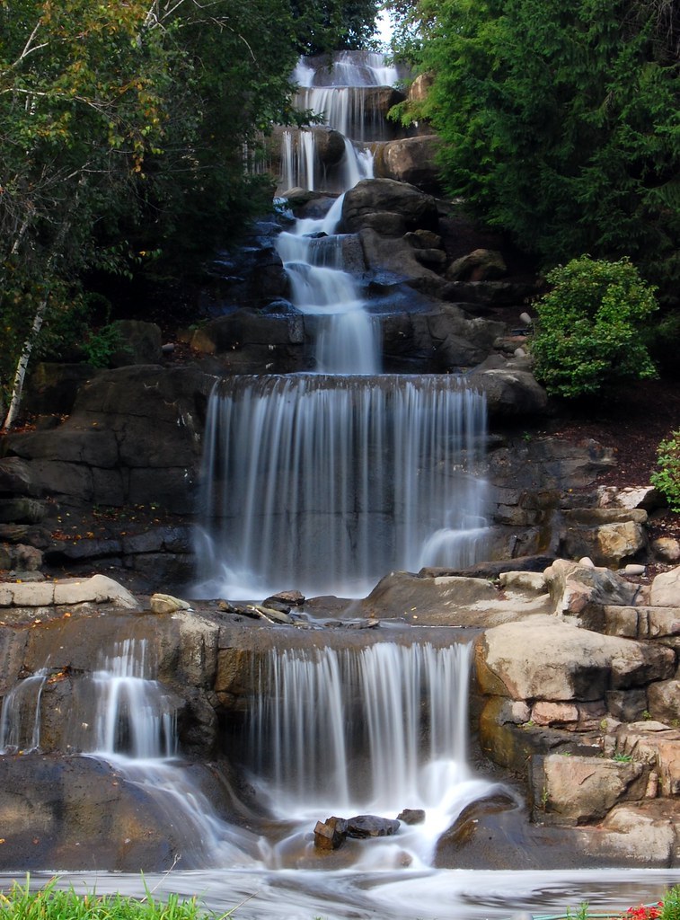 Williamson County Real Estate: Man Made Waterfalls - Helping ...
