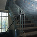 Tiled Stairwell