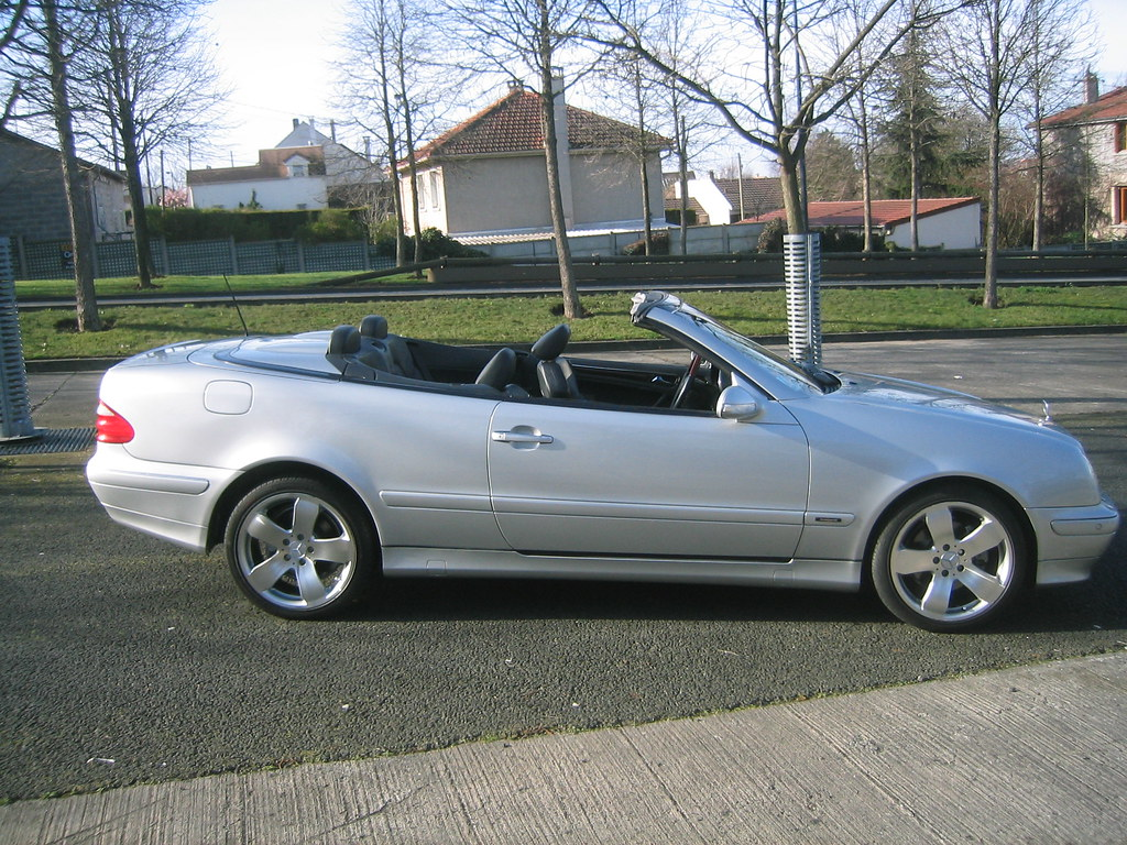 mercedes clk w208 320 cabriolet avantgarde mercedes clk w2 flickr. Black Bedroom Furniture Sets. Home Design Ideas