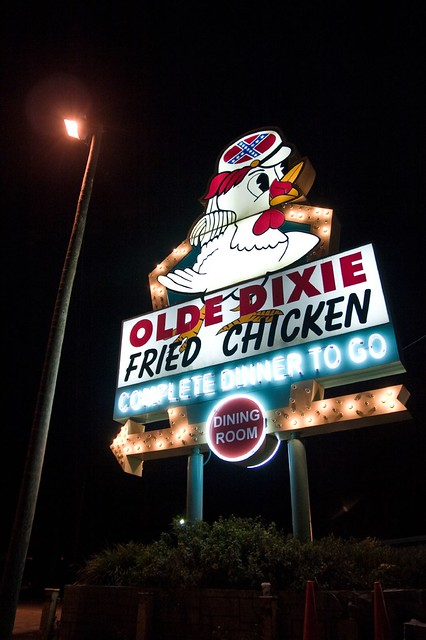 Olde Dixie Fried Chicken Food Truck