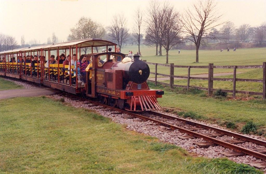 Wicksteed Park Railway | Flickr