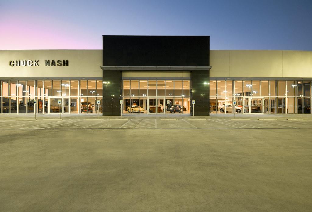 night light view large on black chuck nash auto dealership flickr. Black Bedroom Furniture Sets. Home Design Ideas