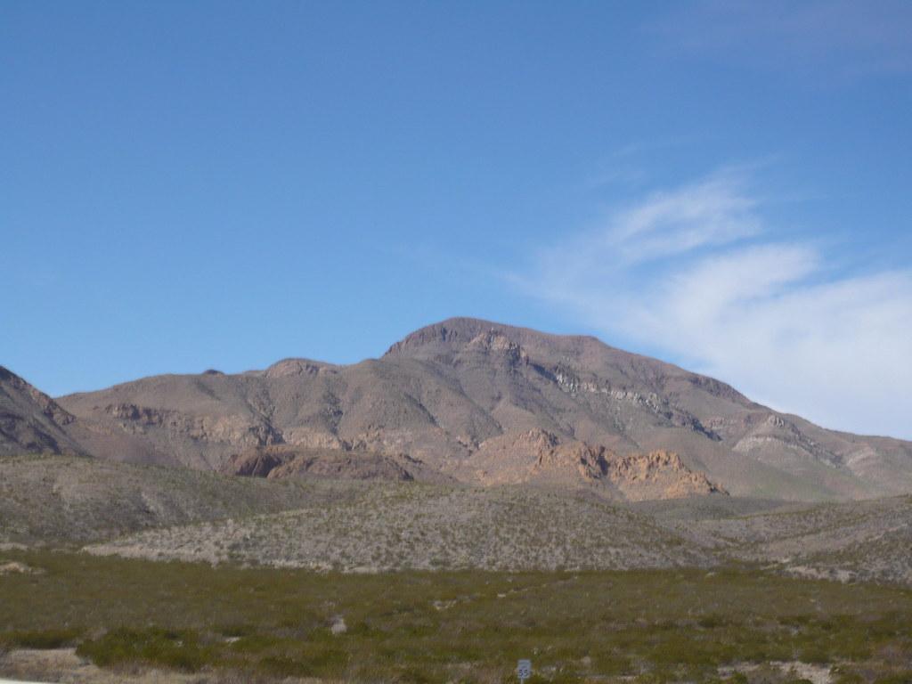 Franklin Mountains El Paso Texas Franklin Mountains