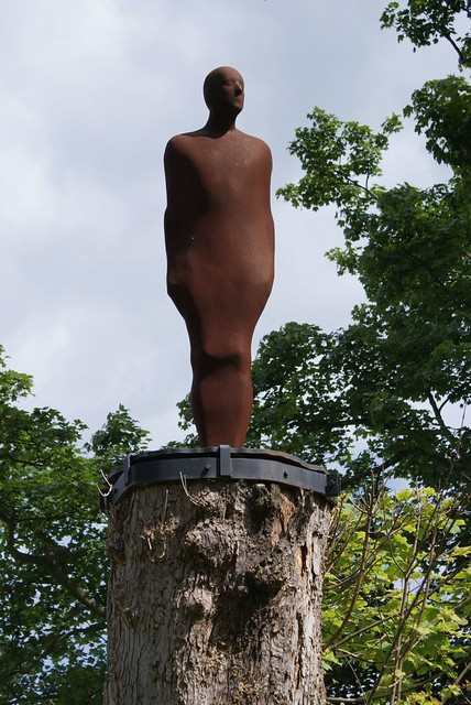 Antony Gormley One And Other Ysp Antony Gormley One