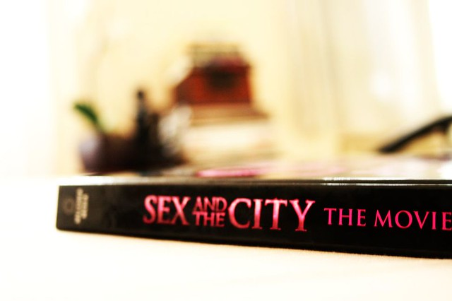 Sex and the city book online