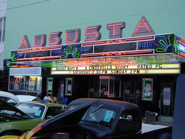Augusta Ks Movie Theatre Flickr Photo Sharing