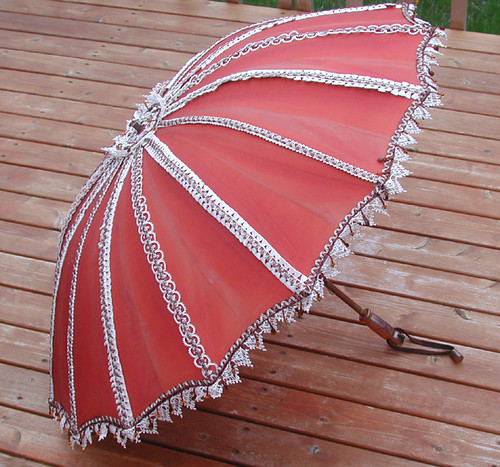 the lady adventuress 39 steampunk parasol this parasol. Black Bedroom Furniture Sets. Home Design Ideas