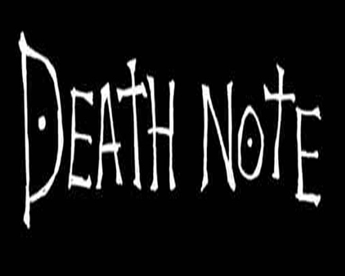 death note logo | xaixin23 | Flickr