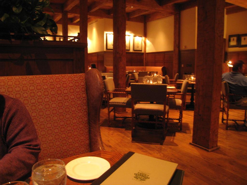 Whistling Straits Restaurant Review