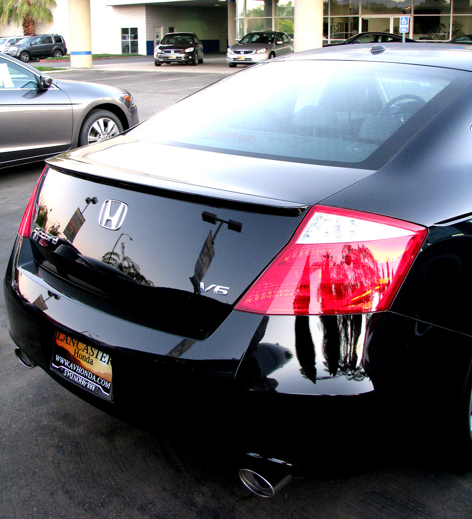 2009 honda accord coupe v6 rennett stowe flickr. Black Bedroom Furniture Sets. Home Design Ideas
