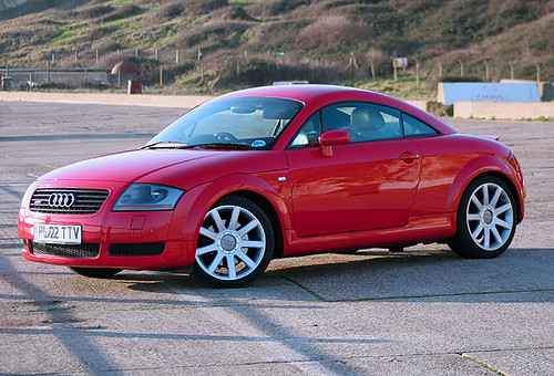 pete 39 s audi tt quattro 225 coupe in red red with a hint of flickr. Black Bedroom Furniture Sets. Home Design Ideas