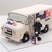 Fed Ex Delivery Cake