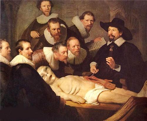 Rembrandt: The Anatomy Lesson of Dr Nicolaes Tulp – Art & Critique