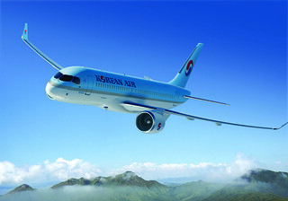 Korean Air to Acquire up to 30 Bombardier CSeries Aircraft | by Bombardier Aerospace
