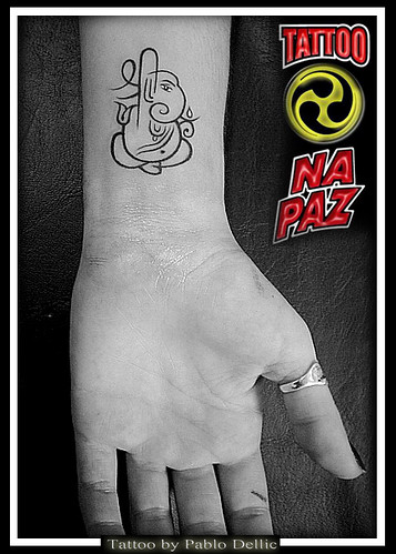 20 Unique Ganesha Tattoo Design With Meaning For Men and