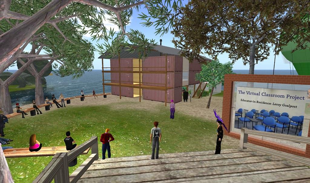 Virtual Classroom Design Free ~ Virtual classroom project meet up april flickr