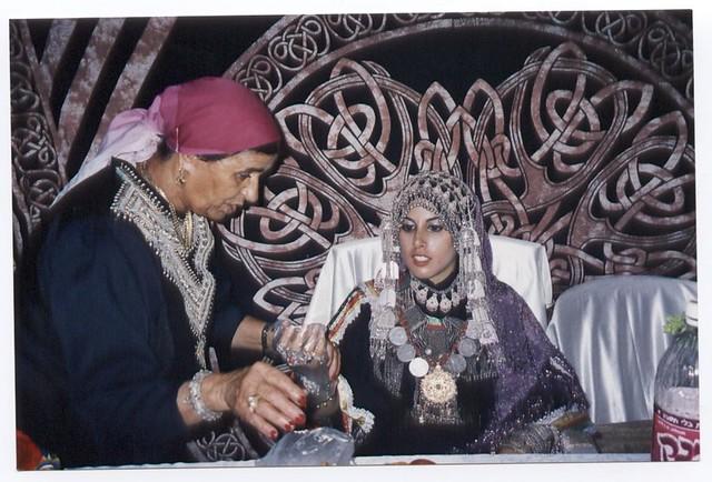 כלה תימנית A Yemenite Jewish Bride Has Henna Painted On He Flickr