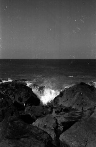 0701 Waves on Saint Ives Island