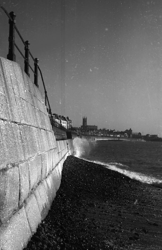 0205 Penzance Sea Wall