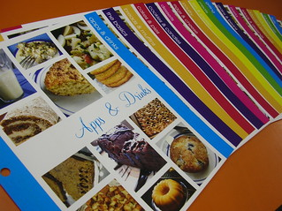 Cookbook Dividers | by Jennifer Lynn Photos & Design