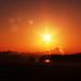 Dawn over northwich