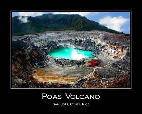 Poas Volcano Costa Rica Flickr Photo Sharing