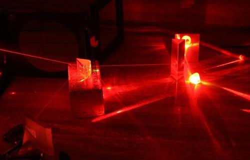 helium neon laser flickr photo sharing. Black Bedroom Furniture Sets. Home Design Ideas