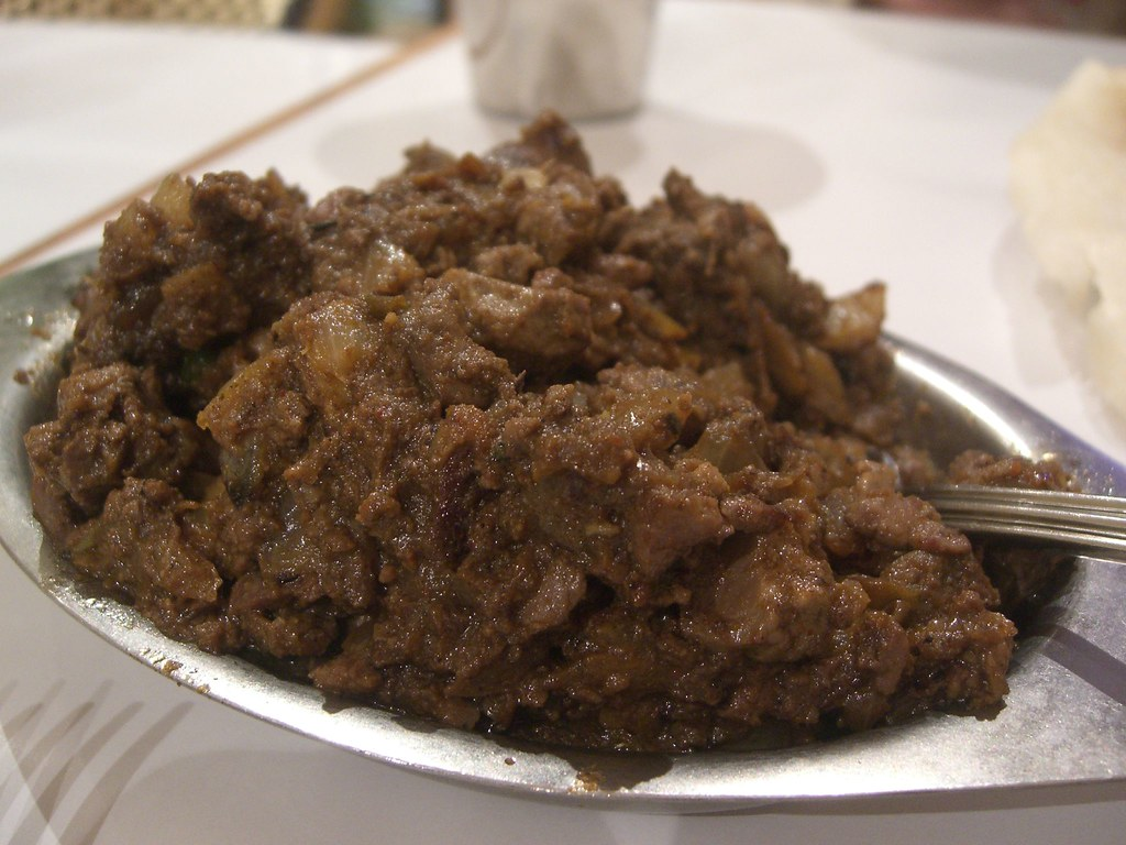Chicken Liver Fry Curry - Chennai Banana Leaf, Glen Waverley AUD6 ...
