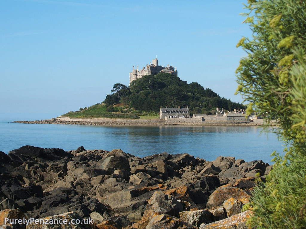 St Michaels Mount St Michaels Is Just Around The Corner