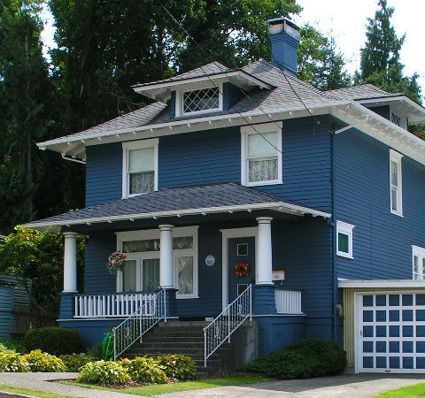 American Foursquare Astoria OR What Is An