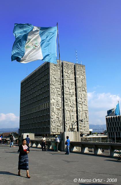 Edificio del Banco de Guatemala | Ciudad de Guatemala ...