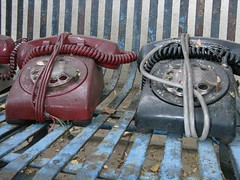 Rotary Phones | by m kasahara