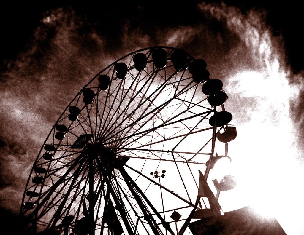Ferris wheels are not ...
